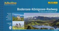 Bikeline Bodensee-Königssee Radweg | fietsgids 9783850009430  Esterbauer Bikeline  Fietsgidsen Beierse Alpen