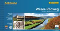 Bikeline Weser-Radweg | fietsgids 9783850009737  Esterbauer Bikeline  Fietsgidsen Bremen, Ems, Weser, Hannover & overig Niedersachsen