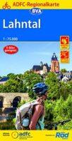 ADFC Regionalkarte Lahntal fietskaart 1:75.000 9783969900277  ADFC / BVA ADFC Regionalkarte  Fietskaarten Eifel, Mittelrhein, Lahn, Westerwald