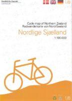 SM-1  Noord-Sjaelland fietskaart 1:100.000 9788779671676  Scanmaps fietskaarten Denemarken  Fietskaarten Kopenhagen & Sjaelland