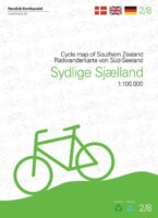SM-2  Zuid-Sjaelland fietskaart 1:100.000 9788779671683  Scanmaps fietskaarten Denemarken  Fietskaarten Kopenhagen & Sjaelland