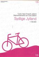 SM-7  Zuid-Jutland fietskaart 1:100.000 9788779671690  Scanmaps fietskaarten Denemarken  Fietskaarten Jutland