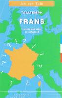 Taaltempo Frans 9789046900468  Coutinho   Taalgidsen en Woordenboeken Frankrijk
