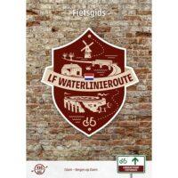 Fietsgids LF Waterlinieroute 9789072930002  Buijten & Schipperheijn Landelijk Fietsplatform  Fietsgidsen Nederland