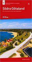 SE-1  Södra Götaland 1:250.000 9789113105970  Kartförlaget - Lantmäteriet Bil- och Turistkarta  Landkaarten en wegenkaarten Zuid-Zweden