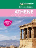 Michelin Groene Reisgids Weekend Athene 9789401465069  Michelin Michelin Groene Gids Weekend  Reisgidsen Midden en Noord-Griekenland, Athene