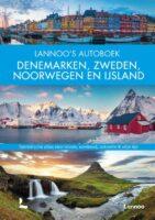 Lannoo's Grote Autoboek Denemarken, Zweden, Noorwegen en IJsland 9789401476812  Lannoo Lannoos Autoboeken  Reisgidsen Scandinavië & de Baltische Staten