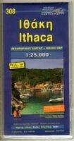 RE-308 Ithaca 1:25.000 9789604488803  Road Editions Ltd.   Wandelkaarten Ionische Eilanden (Korfoe, Lefkas, etc.)