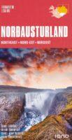 wegenkaart  Noordoost-IJsland FK3 1:250.000 9789979675037  Landmaelingar Islands Ferdakort 1:250.000  Landkaarten en wegenkaarten IJsland
