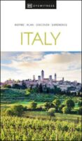 Italy Eyewitness Guide 9780241509784  Dorling Kindersley Eyewitness Guides  Reisgidsen Italië