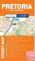 Pretoria/Verwoerdburg 1:25.000 9781770269743  Map Studio   Stadsplattegronden Zuid-Afrika