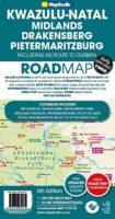 Kwazulu-Natal 1:250.000 9781770269774  Map Studio Leisure Maps  Landkaarten en wegenkaarten Zuid-Afrika