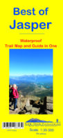 Best of Jasper  1:35.000 Explorer Map 9781895526813  Gem Trek Publishing Wandelkaarten Canada  Wandelkaarten West-Canada, Rockies