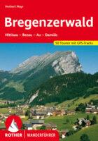 wandelgids Bregenzerwald Rother Wanderführer 9783763340880  Bergverlag Rother RWG  Wandelgidsen Vorarlberg