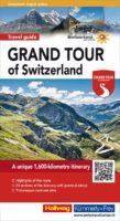 reisgids Zwitserland | Grand Tour of Switzerland Touring Guide 9783828308619  Hallwag / Kümmerly & Frey   Landkaarten en wegenkaarten, Reisgidsen Zwitserland