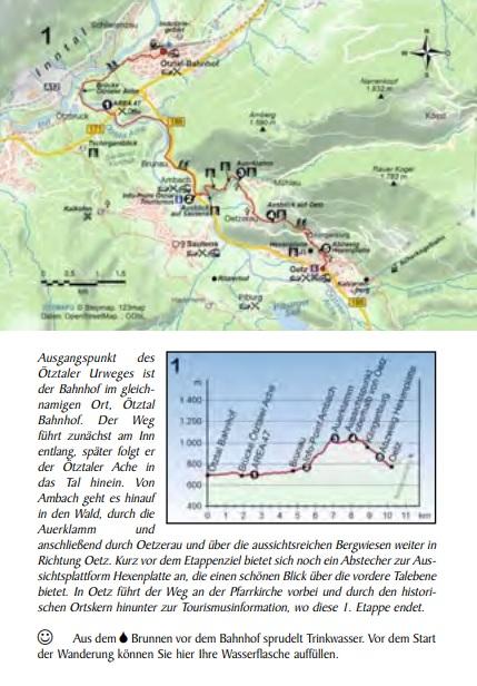 wandelgids Ötztaler Urweg 9783866866492 Timm Humpfer Conrad Stein Verlag Outdoor - Der Weg ist das Ziel  Meerdaagse wandelroutes, Wandelgidsen Tirol