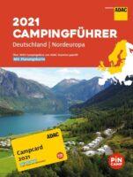 campinggids Duitsland / Noord-Europa | Campingführer 2021 9783956899003  ADAC   Campinggidsen Europa