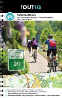 Routiq Fietsatlas België 9789028703995  Falk   Fietsgidsen, Meerdaagse fietsvakanties België & Luxemburg