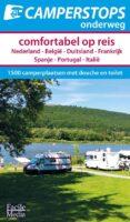campergids Camperstops onderweg - Comfortabel op reis 9789076080727  Facile Media   Campinggidsen, Op reis met je camper Europa