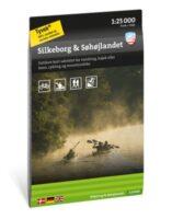 wandelkaart Silkeborg & Søhøjlandet 1:25.000 9789188779830  Calazo   Wandelkaarten Jutland
