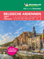 Michelin Groene Reisgids Weekend Belgische Ardennen 9789401474467  Michelin Michelin Groene Gids Weekend  Reisgidsen Wallonië (Ardennen)