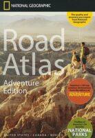 USA Canada Mexico road atlas   Adventure edition 9780792289890  Natl Geographic Society   Wegenatlassen Noord-Amerika, Verenigde Staten