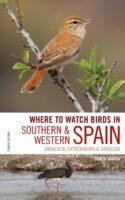 In Southern en Western Spain 9781472951847  Christopher Helm Where to watch birds  Natuurgidsen, Vogelboeken Spanje