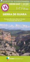 RP-14  Sierra de Guara wandelkaart 1:50.000 9782344041222  Rando Editions Wandelkaarten Spanje  Wandelkaarten Catalonië