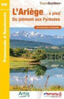 D009   Ariège... à pied | wandelgids 9782751410840  FFRP Topoguides  Wandelgidsen Franse Pyreneeën
