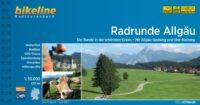 Bikeline Allgäu Radrunde | fietsgids 9783850008204  Esterbauer Bikeline  Fietsgidsen Beierse Alpen