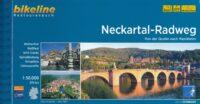 Bikeline Neckartal-Radweg | fietsgids 9783850008785  Esterbauer Bikeline  Fietsgidsen Heidelberg, Kraichgau, Stuttgart, Neckar