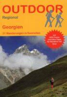 Georgien - 21 Wanderungen in Swanetien | wandelgids Georgië 9783866865686  Conrad Stein Verlag Outdoor - Der Weg ist das Ziel  Wandelgidsen Georgië