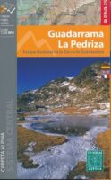 wandelkaart Guadarrama, la Pedriza 1:25.000 9788480905664  Editorial Alpina Wandelkaarten Spanje  Wandelkaarten Castilië