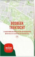 Bosbeek Trektocht | Nivon wandelkaart/wandelgids 9789491142185  Nivon Wandeltweedaagsen  Meerdaagse wandelroutes, Wandelkaarten Arnhem en de Veluwe