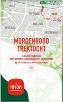 Morgenrood Trektocht | Nivon wandelkaart/wandelgids 9789491142192  Nivon Wandeltweedaagsen  Meerdaagse wandelroutes, Wandelkaarten Noord-Brabant