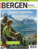 Bergen Magazine september 2021 BM2021D  Tijdschriften, Virtu Media Bergen Magazine  Wandelreisverhalen Reisinformatie algemeen, Zwitserland en Oostenrijk (en Alpen als geheel)
