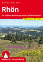 wandelgids Rhön Rother Wanderführer 9783763345755  Bergverlag Rother RWG  Wandelgidsen Odenwald, Spessart en Rhön