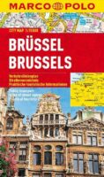 Brussel 1:15.000 | stadsplattegrond 9783829730488  Marco Polo Compact plattegrond  Stadsplattegronden Brussel