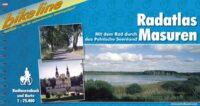 Bikeline Masuren, Radatlas | fietsgids 9783850000895  Esterbauer Bikeline  Fietsgidsen Noordoost-Polen met Mazurië