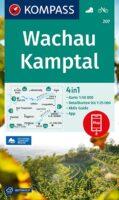 wandelkaart KP-207 Wachau/Nibelungengau | Kompass 9783991212676  Kompass Wandelkaarten Kompass Oostenrijk  Wandelkaarten Oberösterreich, Niederösterreich, Burgenland
