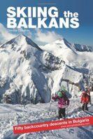 Skiing the Balkans | skigids Bulgarije 9786199080900  XCoPublishing   Wintersport Bulgarije