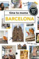 Time to Momo Barcelona (100%) 9789493195356  Mo'Media Time to Momo  Reisgidsen Barcelona
