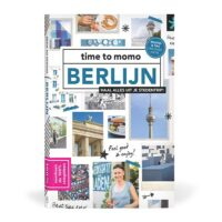 Time to Momo Berlijn (100%) 9789493195363  Mo'Media Time to Momo  Reisgidsen Berlijn