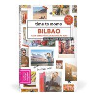 Time to Momo Bilbao (100%) 9789493195387  Mo'Media Time to Momo  Reisgidsen Baskenland, Navarra, Rioja