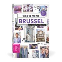 Time to Momo Brussel (100%) 9789493195394  Mo'Media Time to Momo  Reisgidsen Brussel