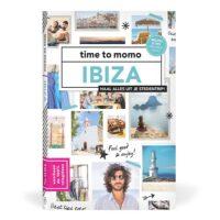 Time to Momo Ibiza 9789493195431  Mo'Media Time to Momo  Reisgidsen Ibiza