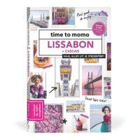 Time to Momo Lissabon (100%) 9789493195462  Mo'Media Time to Momo  Reisgidsen Lissabon en omgeving