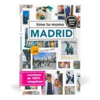 Time to Momo Madrid (100%) 9789493195493  Mo'Media Time to Momo  Reisgidsen Madrid & Midden-Spanje