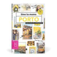 Time to Momo Porto (100%) 9789493195530  Mo'Media Time to Momo  Reisgidsen Porto