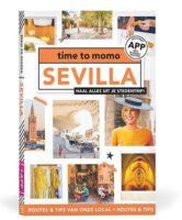 Time to Momo Sevilla (100%) 9789493195578  Mo'Media Time to Momo  Reisgidsen Sevilla & Cordoba